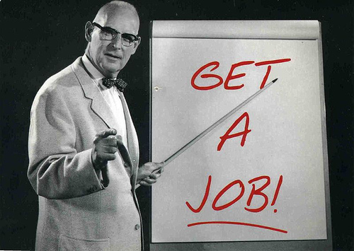 get a marketing job inbound