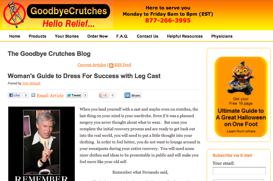 goodbyecrutchesblog