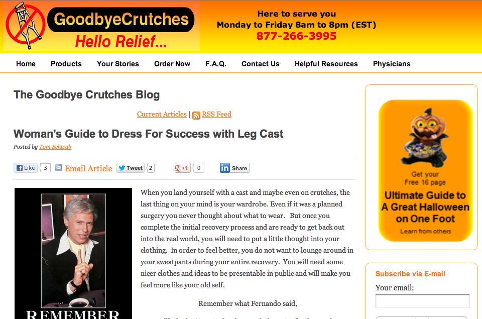goodbyecrutchesblog