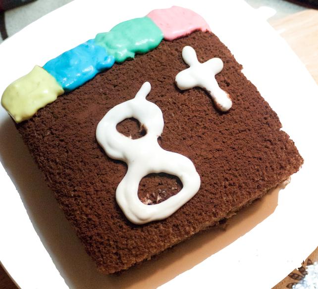 Google  Cake