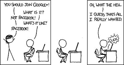 google  comic