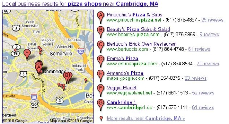google-local-map