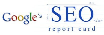 google-seo-report