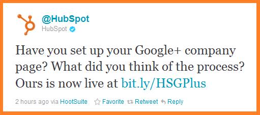 google twitter promotion