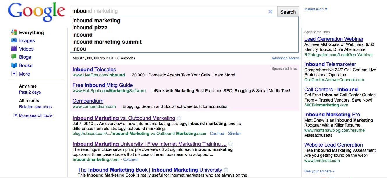 googleinstant