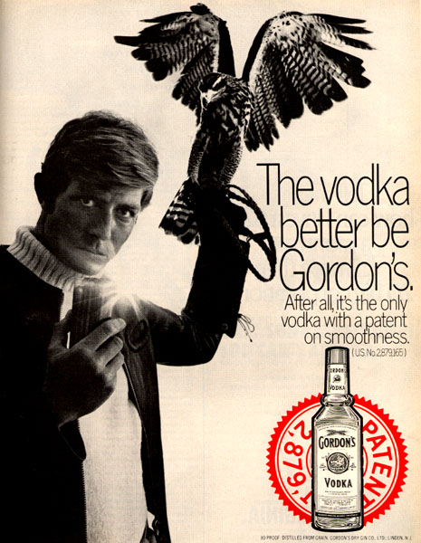 Gordons ad 1960s resized 600