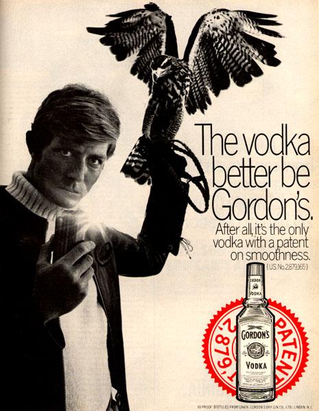 Gordons ad 1960s resized 600