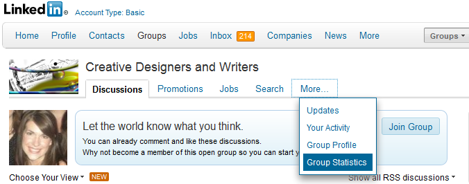 4 Genius Ways to Use LinkedIn Group Statistics for Lead Gen