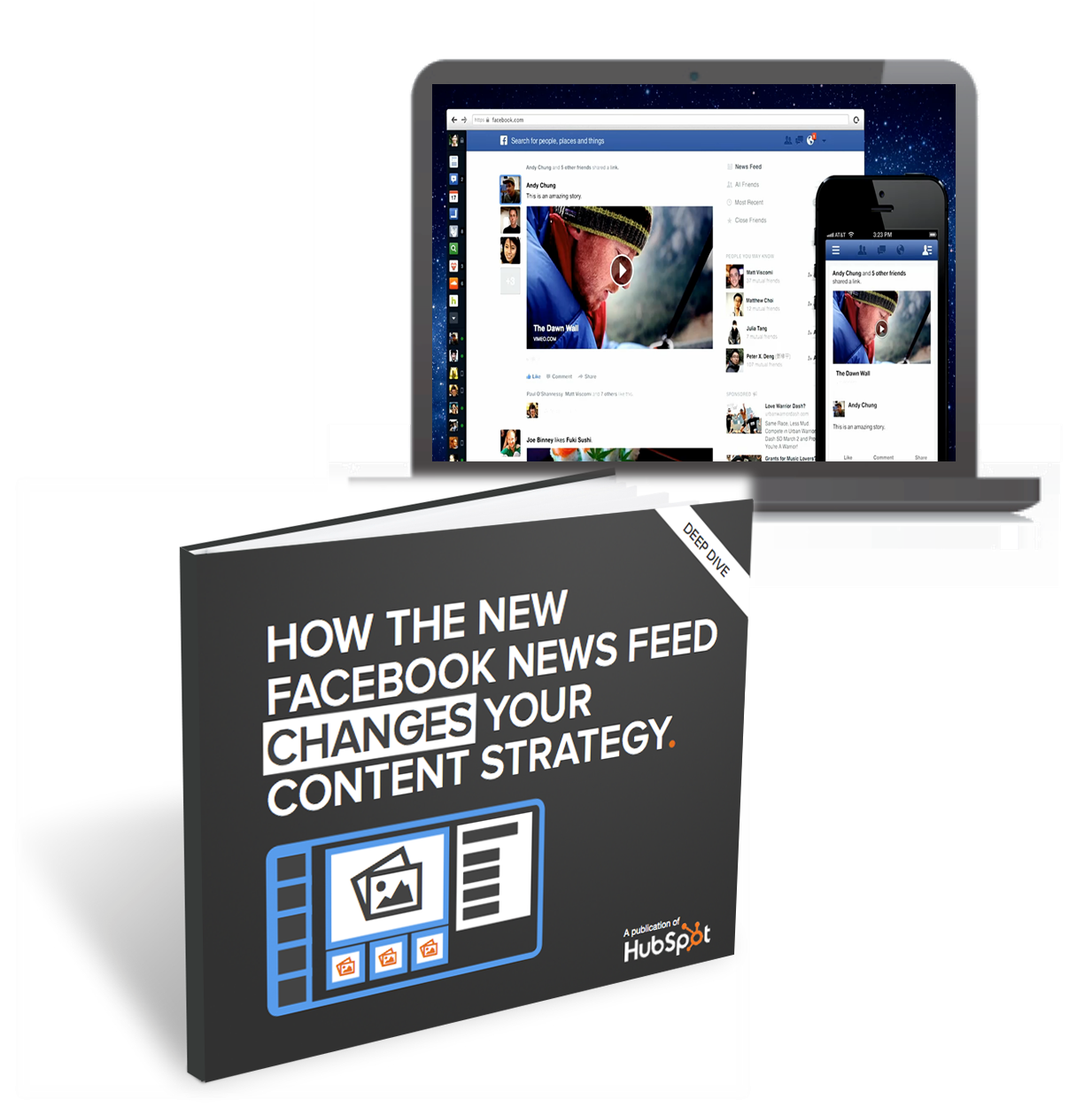 how the new facebook news feed changes your content strategy hubspot