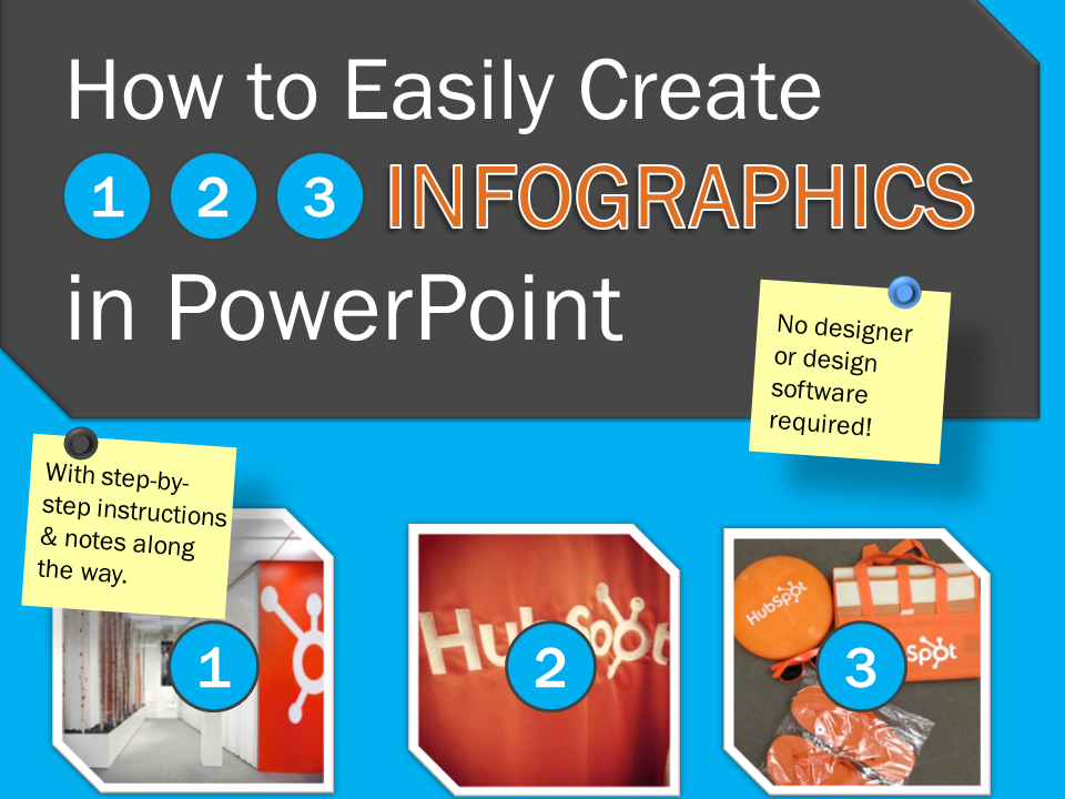 How to create top notch visual content in powerpoint tutorial the marketers simple guide to creating infographics in powerpoint templates toneelgroepblik Gallery
