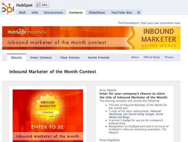 HubSpot Contest Facebook resized 600