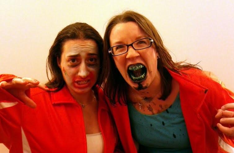 HubSpot Thriller Zombies