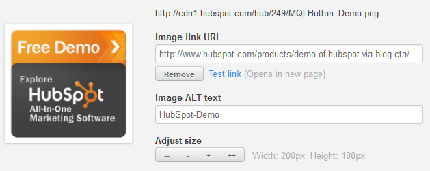 image link email tool