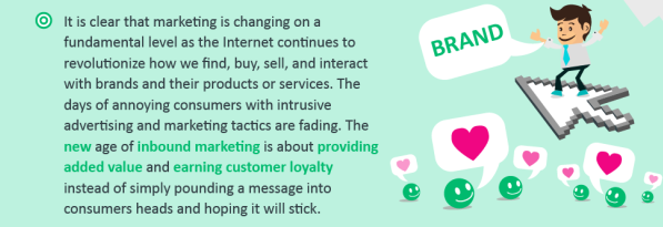 inbound marketing infographic takeaway