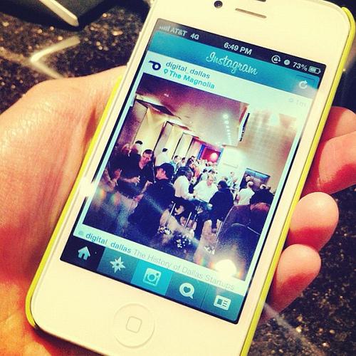 instagram phone
