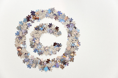 internet copyright google algorithm update