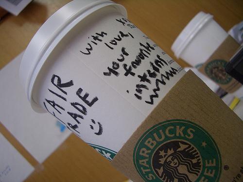 interns coffee