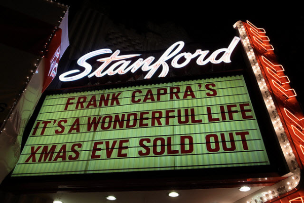 it's a wonderful life - sold out