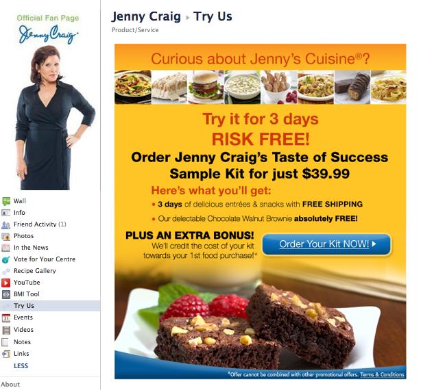 Jenny Craig After the Like