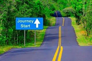 journey starts