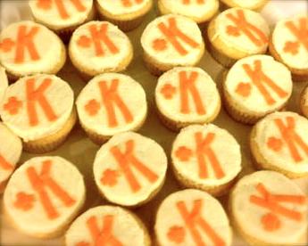 klout cupcake