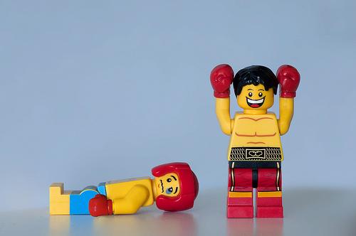 lego boxing