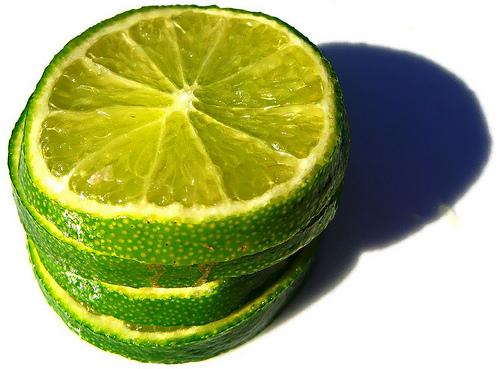 lime segments