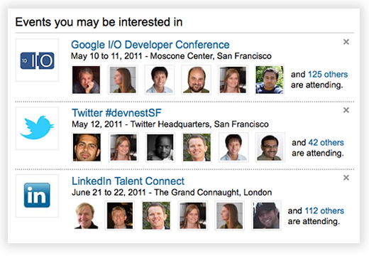 LinkedIn Launches Dramatically Improved Version of LinkedIn Events