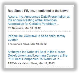 linkedin news mentions