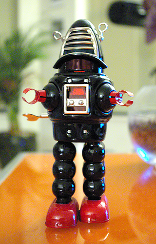 marketing automation robot