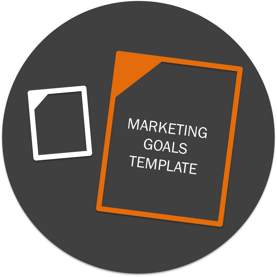 marketing goals template