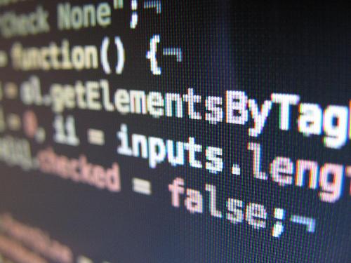 marketing html css javascript