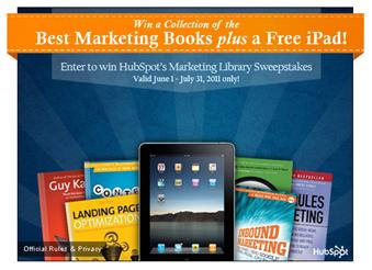 Marketing Library Sweepstakes