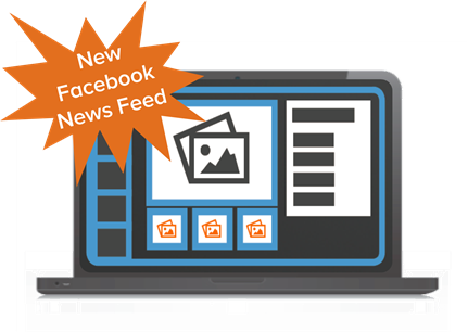marketing takeaways from the new facebook news feed