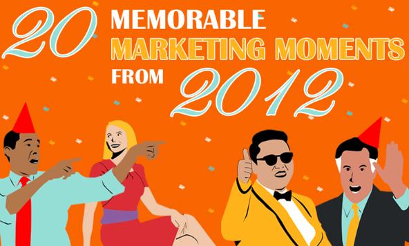 memorable marketing moments