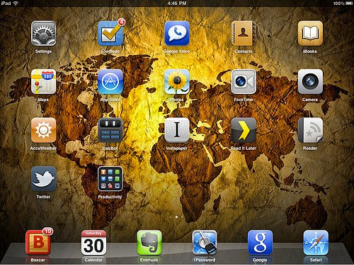mobile marketing for ipads