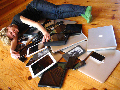 multiple devices