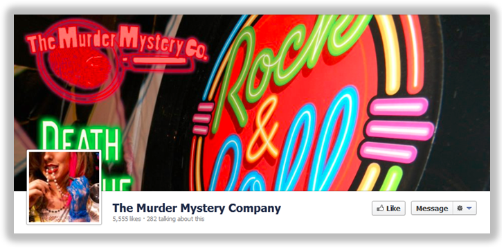 murder mystery company