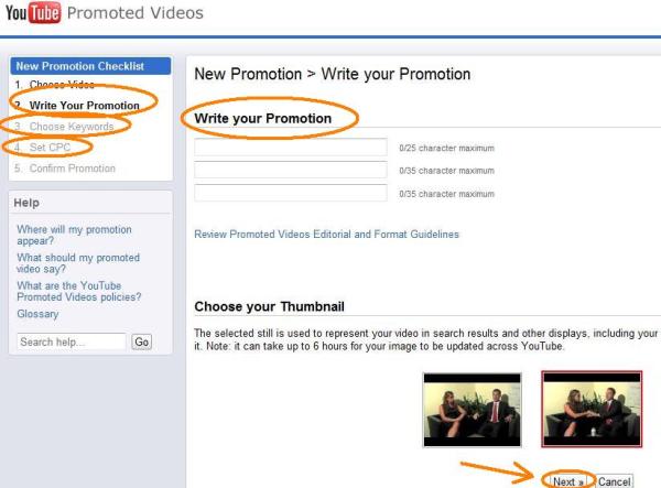 promotion videos