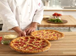 Dominos' New Pizza