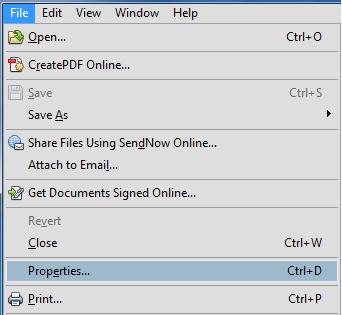 optimizing pdfs