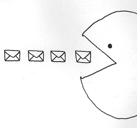email pacman