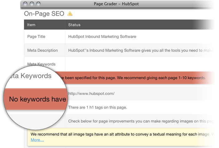 page grader prod page