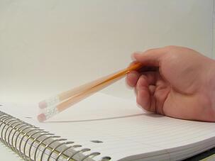 paper pencil