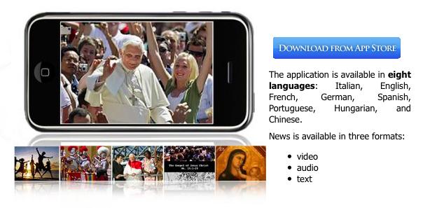 Vatican iPhone App