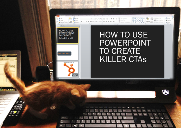 How to Easily Create Professional-Looking CTAs in PowerPoint [Tutorial]