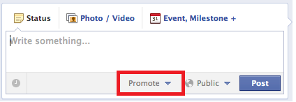 promote 1