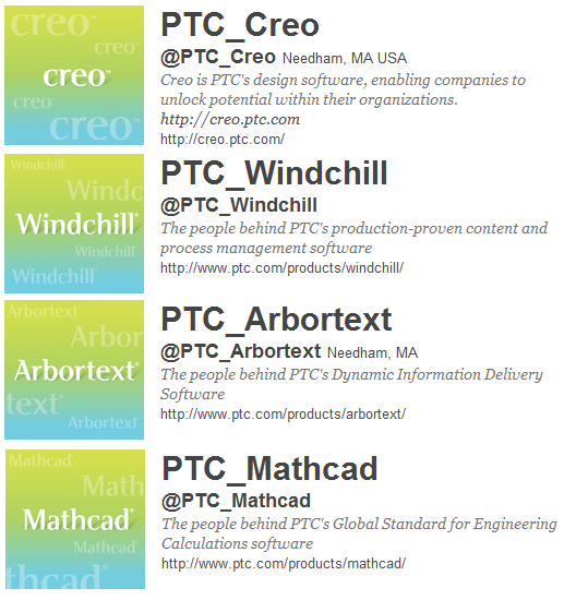 ptc twitter accounts