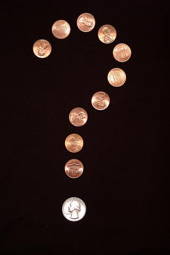 question Pennies