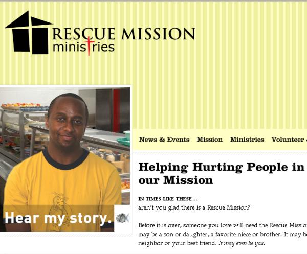 Roanoke Rescue Mission